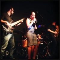Photo taken at The Ellington Jazz Club by Nan B. on 9/23/2014