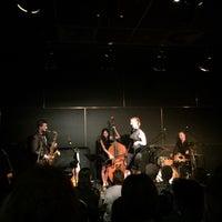 Photo taken at The Ellington Jazz Club by Nan B. on 3/28/2015
