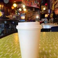 Photo taken at Beehive Coffeehouse by Jodi K. on 10/31/2013
