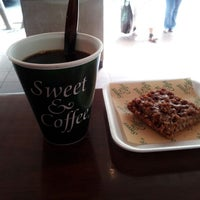Photo taken at Sweet & Coffee by Carlos on 12/27/2012