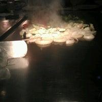 Photo taken at Kobe Japanese Steakhouse & Sushi Bar by Alexander R. on 12/29/2012