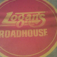Photo taken at Logan's Roadhouse by Alexander R. on 10/4/2012