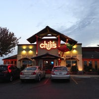 Photo taken at Chili's Grill & Bar by Blue S. on 11/19/2012
