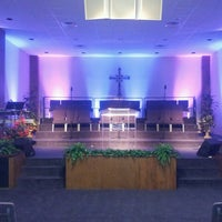 Photo taken at Church at the Bayou by Ray R. on 11/10/2013