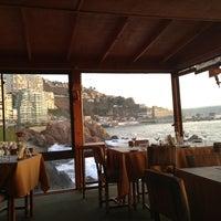 Photo taken at Restaurant San Marino by Pablo M. on 4/5/2013
