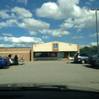 Photo taken at Aldi by Camille S. on 7/27/2013