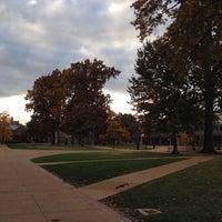 Photo taken at Washington University by Camille S. on 11/2/2013