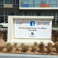 Photo taken at New England Center For Children Abu Dhabi by Chad L. on 3/6/2013