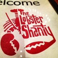 Photo taken at The Lobster Shanty by Chad L. on 4/13/2013