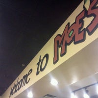 Photo taken at Moe's Southwest Grill by Ryan F. on 2/18/2013