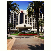 Photo taken at Sheraton San Diego Hotel & Marina by Armando D. on 3/23/2013