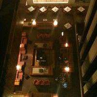 Photo taken at Hotel Sevilla Palace by Pauhoney M. on 9/30/2012
