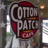 Photo taken at Cotton Patch Cafe by B n H on 10/13/2012