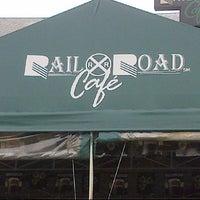Photo taken at Railroad Café by B n H on 4/11/2014