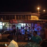 Photo taken at Frankie's Restaurant & Bar by Amanda S. on 10/5/2013