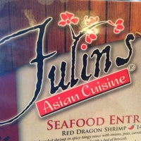 Photo taken at Fulin's Asian Cuisine by Bryan E. on 10/5/2013