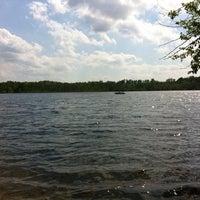 Photo taken at Sugarloaf Lake by Dan M. on 5/21/2013