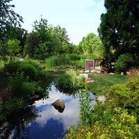 Photo taken at Hahn Horticulture Garden by Gabriel C. on 7/4/2014