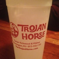 Photo taken at Trojan Horse by Amy K. on 3/4/2013