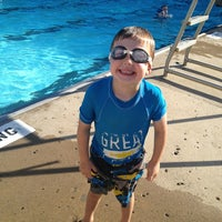 Photo taken at Woodgate Swim Club by Abbi A. on 7/16/2013
