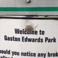Photo taken at Gaston Edwards Park by Keith C. on 7/30/2017