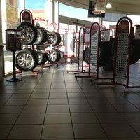 Photo taken at Discount Tire® Store by Christina G. on 2/19/2013