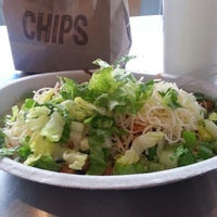 Photo taken at Chipotle Mexican Grill by V F. on 4/3/2013