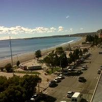 Photo taken at Hotel Península Valdés by Rocio S. on 12/28/2012