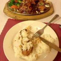 Photo taken at Sticky Rice Thai by Ryan H. on 11/25/2012