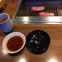 Photo taken at Yakiniku Jumbo by Junichi N. on 9/9/2017