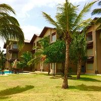 Photo taken at Amaranthé Bay Resort & Spa by Maria D. on 6/20/2015
