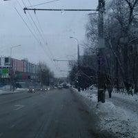 Photo taken at Маршрутка № 24м by Мария Ф. on 1/6/2013