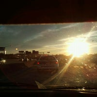 Photo taken at Delaware Expressway by Corie R. on 9/16/2012