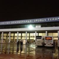 Photo taken at Yalova Şehirler Arası Otobüs Terminali by Bulent A. on 1/27/2013