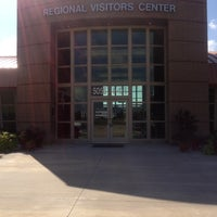 Photo taken at Ben J Rogers Regional Visitors Center by Shelley S. on 10/4/2012