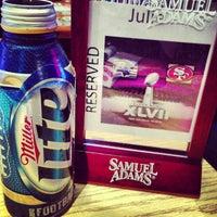 Photo taken at Chicago Sam's by Julie on 2/3/2013