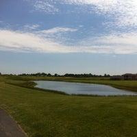 Photo taken at Cambridge Golf Club by Brooks C. on 5/25/2013