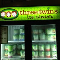Photo taken at Three Twins by Camille V. on 11/22/2012
