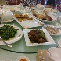 Photo taken at Angke Restaurant & Function Hall by Indah Melati S. on 9/23/2012