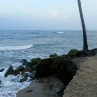 Photo taken at Oluvil beach by Asmy M. on 2/9/2013
