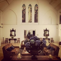 Photo taken at Fazeley Studios by Christopher M. on 6/12/2014