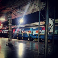 Photo taken at Palakkad Junction (Railway Station) by Felix J. on 2/21/2013