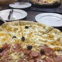 Photo taken at Casa da Pizza by Pachequinho P. on 2/20/2013