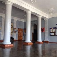 Photo taken at МГУ Кулешова 2 Корпус by Alexander W. on 6/26/2017