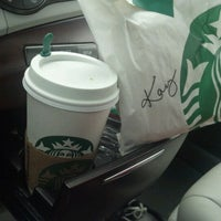 Photo taken at Starbucks by Kay Ann D. on 10/4/2012