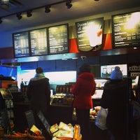 Photo taken at Starbucks by Travis B. on 3/8/2013
