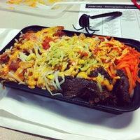 Photo taken at Korilla BBQ by Travis B. on 2/6/2013
