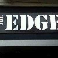 Photo taken at The Edge by Bob E. on 1/11/2013