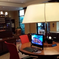Photo taken at Sheraton Herndon Dulles Airport Hotel by Bob E. on 9/7/2013