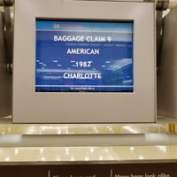 Photo taken at DCA Baggage Claim 9 by Bob E. on 2/4/2018